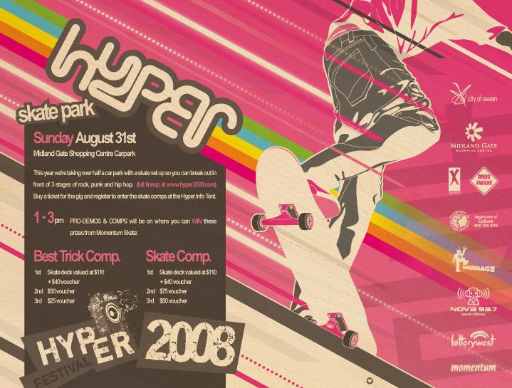 Hyper Skate Comp