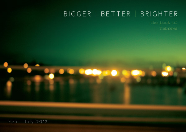 Bigger Better Brighter
