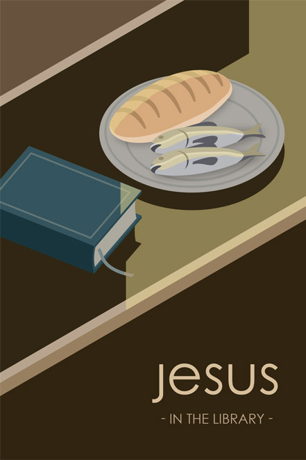 Jesus-in-the-Library